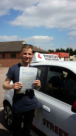 Mini_b_henry_saddington_1st_time_pass_after_attending_our_under_17s_driving_academy_www.slyde